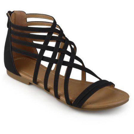 Clothing | Flat gladiator sandals, Gladiator sandals