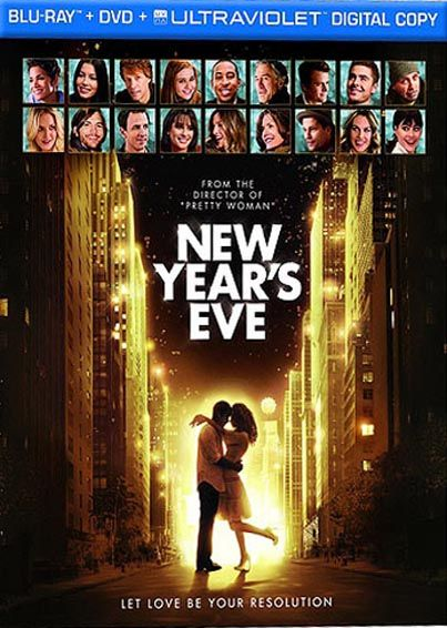 New Year S Eve Blu Ray Eve Year Ray New Year Eve Movie New Years Eve New Years Eve Party