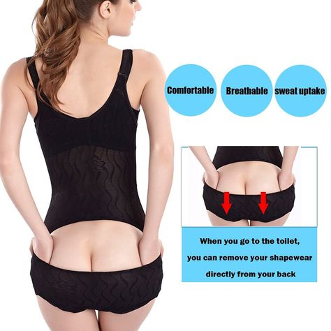 877a1cebbe444 Amelove Womens Slimming Body Shaper Tummy Control Seamless Firm Control  Waist Shaper for Women Body ShapewearBlack XL    Details can be found by  clicking on ...