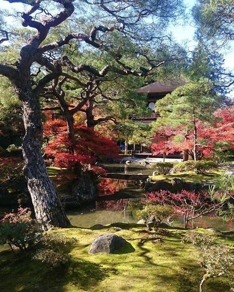 nofilter Zen Temple #Ginkakuji...