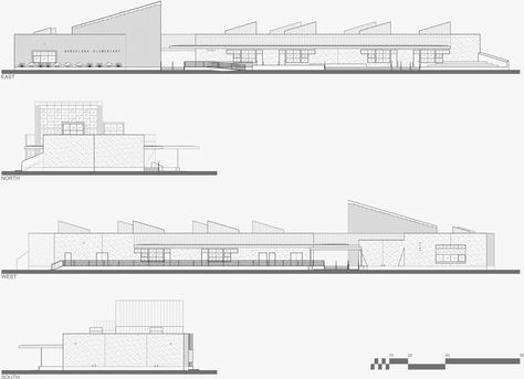 Gallery Of Tianjin Elementary School Vector Architects CCDI - Naval architecture schools
