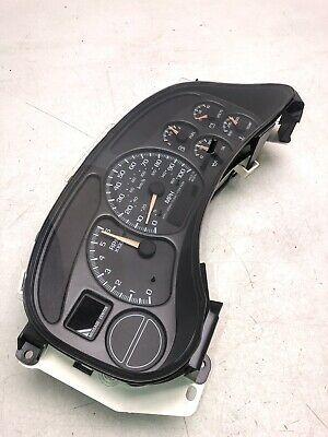 99 02 Chevy Silverado Tahoe Sierra Speedometer Cluster 183314 Miles R3929 Chevy Silverado Chevy Silverado