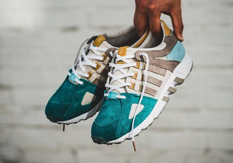 Sneakers76 adidas EQT Guidance 93