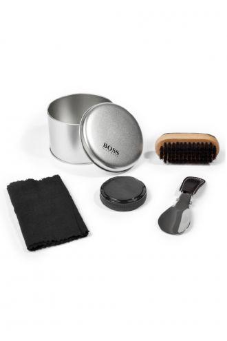 Hugo Boss Black Label Shoe Care Kit Set