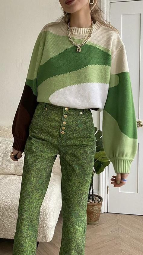GreenOutfits