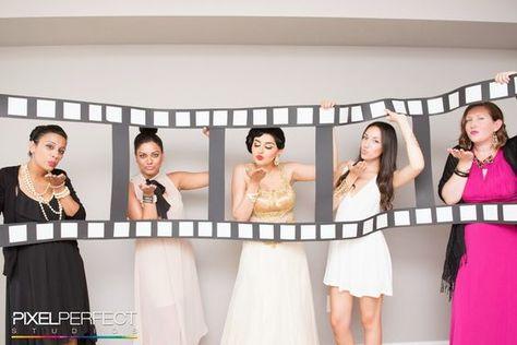GAGAN BUTTAR : My Old Hollywood/Bollywood Glamour Themed Bridal ...