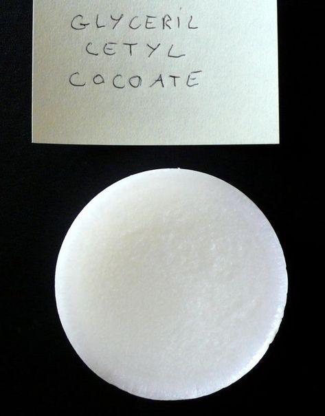 Glyceryl cétyl cocoate : émulsifiant maison