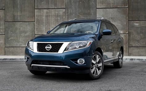 2017 Nissan Pathfinder Review Http Top2016cars Automotive Pinterest And Cars