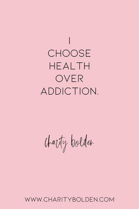 Are you letting the control of addiction keep you from everyday freedom? Choose health. Click for more at www.charitybolden.com for topics like: joy, waiting, prayer, spiritual formation, growth, God, identity and soul care.#spiritualjourney #spiritualgrowthquotes #journeyquote #waitingquotes #godishealer #griefquote #griefjourney #godsvoice #hopequote #godquote #healingspace #listenforgod #vulnerabilityquote #addictionquote #mentalhealth #controlquote #recoveryquote #copingquote #healingjourney