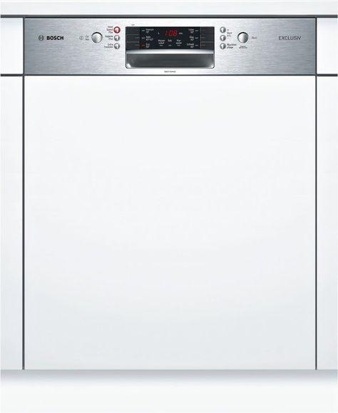Bosch Smi46is04d Integrierbarer 60 Cm Geschirrspaler Edelstahl Neu Ovp Geschirrspuler Bosch Einbaugeschirrspuler