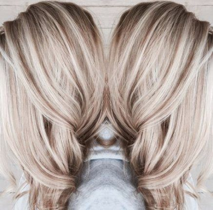 Trendy Hair Blonde Fall 2018 39 Ideas Balayage Hair Hair Styles Hair Inspiration