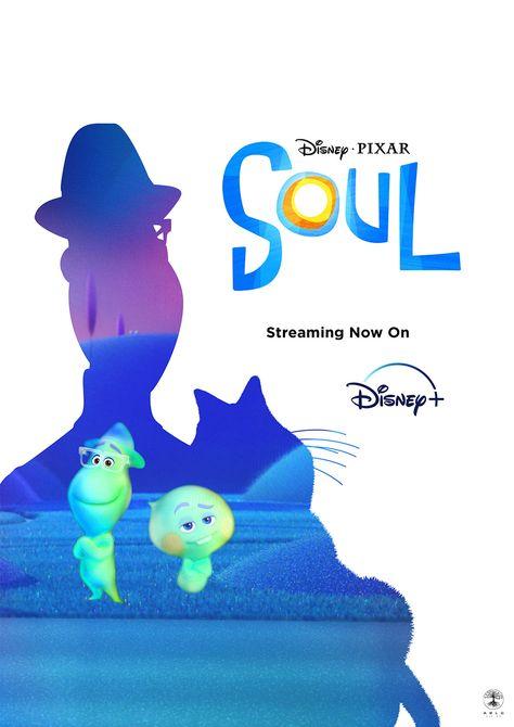 Soul Poster 1 - PosterSpy