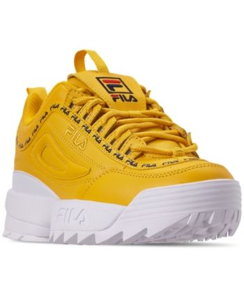 Fila Boys' Disruptor Ii Repeat Casual Athletic Sneakers from
