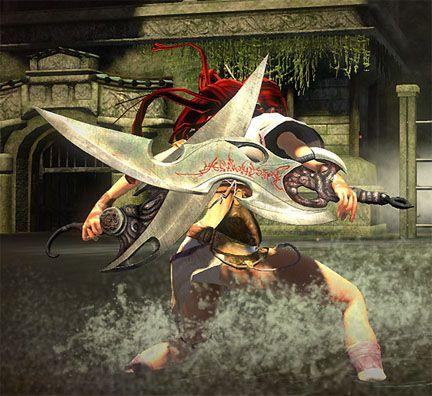 57 Best Nariko Heavenly Sword Images Heavenly Sword Sword