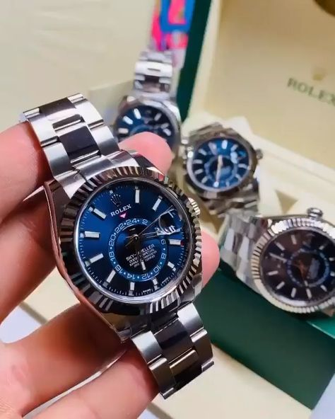 ROLEX SKY-DWELLER 42MM BLUE DIAL STAINLESS STEEL 326934 for Sell Replica [ $197😍 ]+36 reviews ⭐
