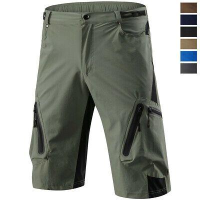 Cycling Shorts Men 5D Gel Pad Underwear Padded MTB Bicycle Mountain Bike Downhil