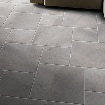 Emser Tile St Moritz 12 X 3 Porcelain Bullnose Tile Trim In Gray Wayfair Tile Trim Flooring Tile Floor