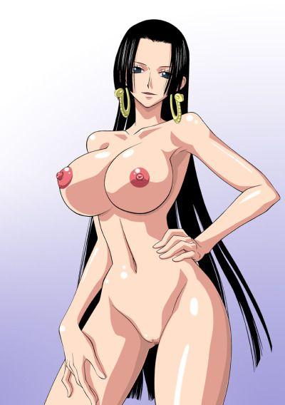 nackt Boa Hancock One Piece