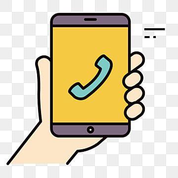 أدوات اتصال اتصالات هاتف محمول الهاتف المحمول قصاصات فنية مرسومة باليد هاتف Png والمتجهات للتحميل مجانا Communication Tools Communication Phone