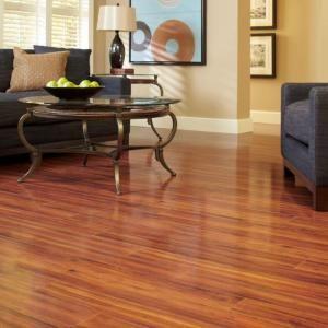 Laminate Flooring, Maraba Hickory Laminate Flooring