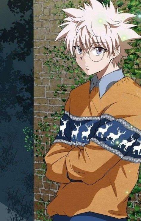 Teen Killua (Hunter x Hunter) Hunter X Hunter, Hunter Anime, Dark Hunter, City Hunter, Killua, Hisoka, Cute Anime Pics, Cute Anime Boy, Hxh Characters