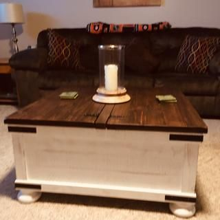 26+ Wystfield cocktail table with storage most popular