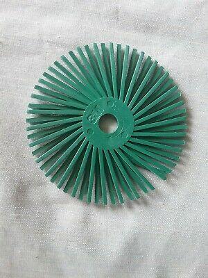 Scotch-Brite™ 3M 07542 Radial Bristle Disc 3 in x 3//8 in 50 Grade Box Of 10