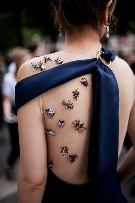 Out and about at Paris Couture Week//