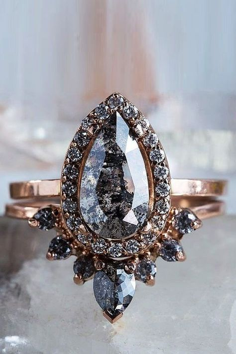 Most of her life Winter was on the outside of things. Her family did not want her because of who her mother was and all her classmates thought she was just lik... Wedding Rings Rose Gold, Wedding Rings Vintage, Rose Gold Engagement Ring, Engagement Ring Settings, Vintage Engagement Rings, Diamond Wedding Bands, Wedding Jewelry, Halo Diamond, Morganite Engagement