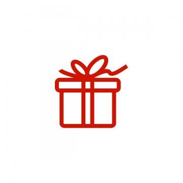 Gift Box Icon Template Gift Icon Box Png And Vector With