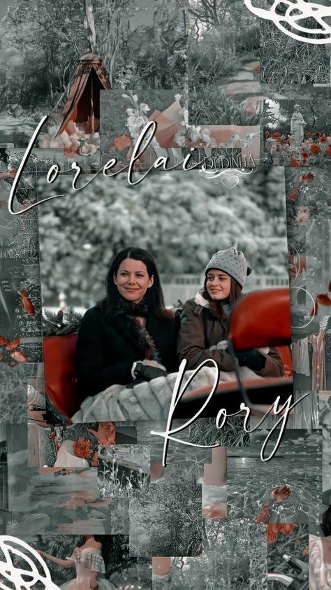 Wallpaper Rory e Lorelai