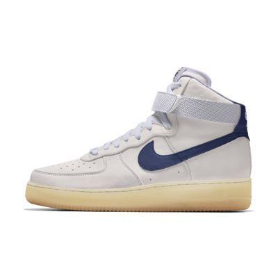 Nike Air Force 1 High By You Custom herenschoen. Nike BE   Nike ...