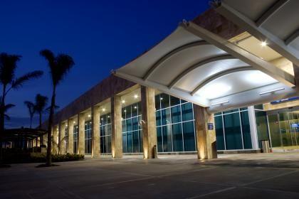 CUN ~Cancún International Airport~ Cancun, Mexico