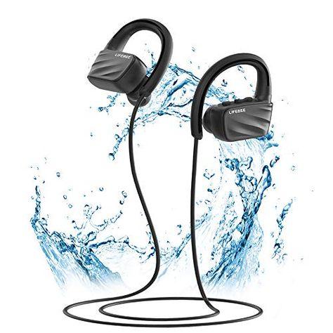 Écouteur Bluetooth LIFEBEE IPX7 Étanche Oreillette
