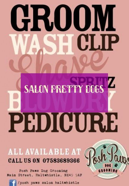 Salon Hubsche Hunde Salon Pretty Dogs Pretty Dogs Dog Grooming Grooming
