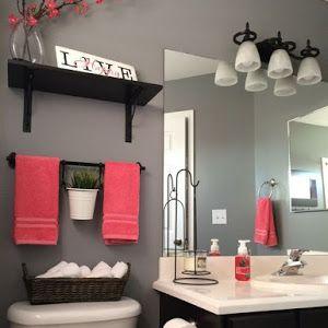 Caixas Revestidas Em Tecido Pap In 2020 Small Bathroom Decor