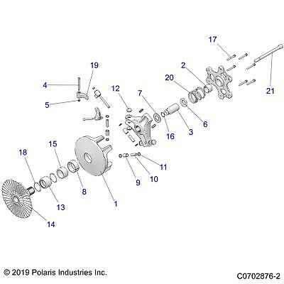 rzr parts diagram 12 sponsored ebay  polaris asmsheave stat 5142270 new oem ebay  polaris asmsheave stat 5142270 new oem