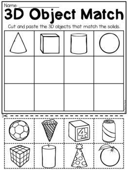 Free Kindergarten Math Worksheets | Kindergarten math ...