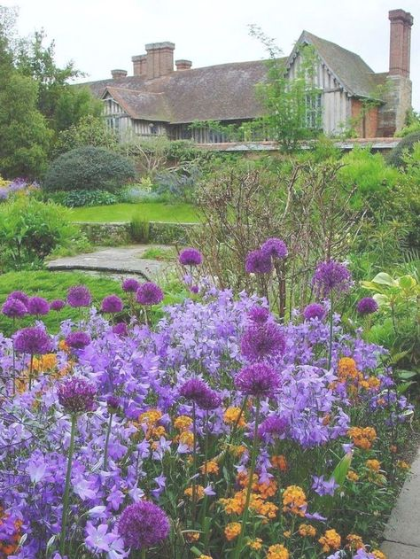 Great Dixter House And Gardens Rye United Kingdom