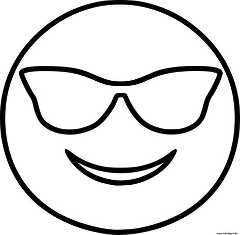 Coloriage Smiley A Imprimer Emoji Coloring Pages Coloring Pages