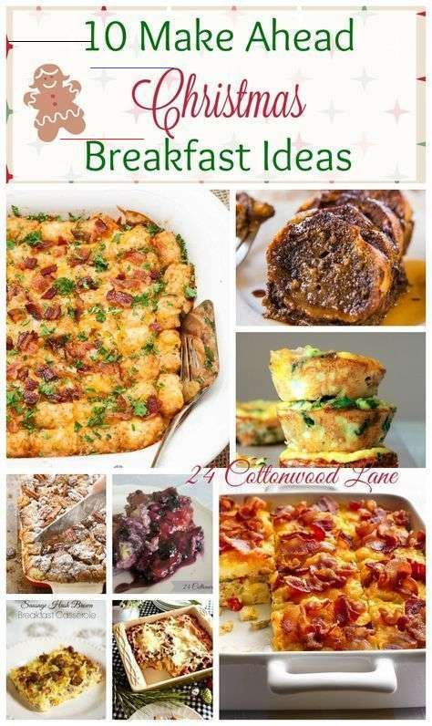 Brunch On Christmas Say 2020 Pin by Fabius Clementina on Recipes in 2020 | Christmas breakfast