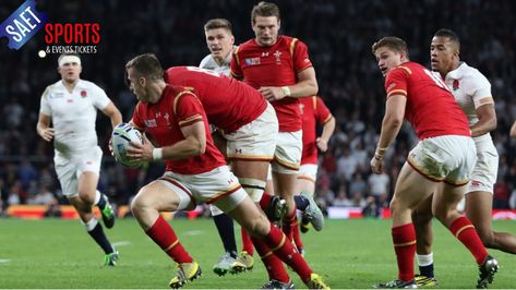 Rugby World Cup 2019 – Wales Squad, Group, And Fixtures