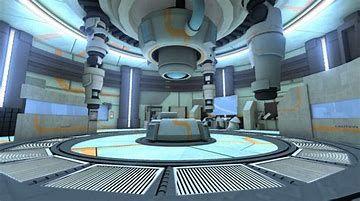 Image result for Sci-Fi Computer Lab   Futuristic, Starship ...