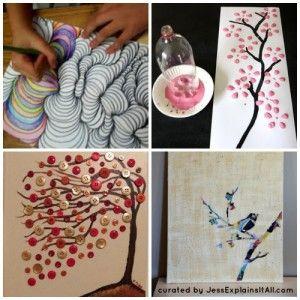Easy DIY Art Ideas - 8 Ways to Design Your Own Wall Art