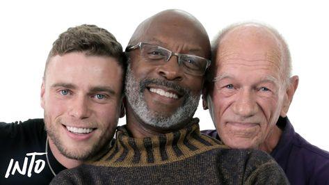 Old Gays Meet Gus Kenworthy