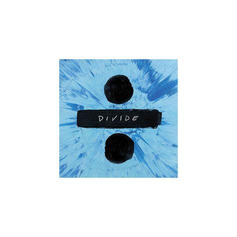 Ed Sheeran Divide Lp Vinyl Ed Sheeran Divide Album Music
