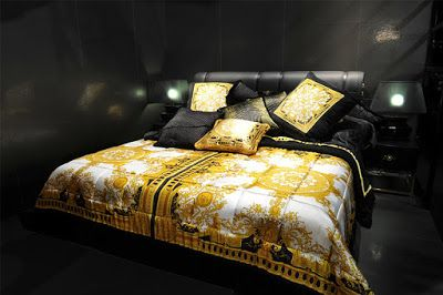 Lenzuola Matrimoniali Versace.Versace Home Versace Home Mobili Idee Per Decorare La Casa