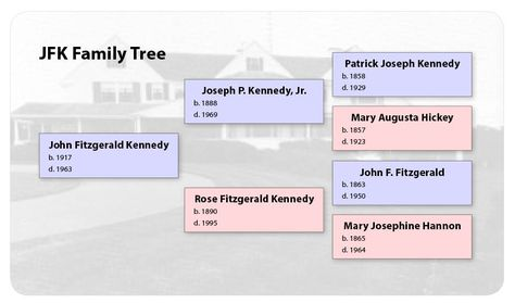 Sample Family Tree Some People Only Want Their Extended Family To