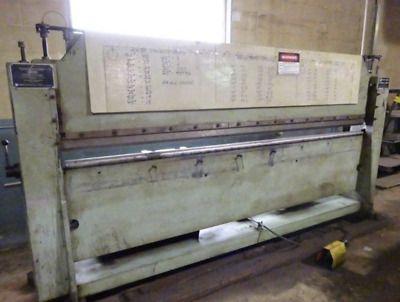 Sponsored Ebay 120 X 16 Gauge Roto Die 10 Hydraulic Sheet Bender Brake Ybm 11357 In 2020 With Images Metal Working Tools Hydraulic Press Brake Cnc Press Brake