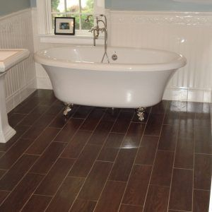 Sizes Of Bathroom Floor Tiles Wood Tile Bathroom Wood Floor Bathroom Wood Look Tile Bathroom